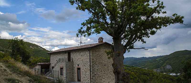 Bed and breakfast a Sestino (Ar)